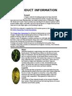 Hops Information and IBU Formula