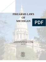 Firearms Laws of Michigan