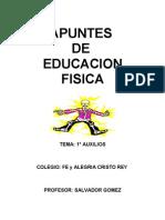 APUNTES T.P 1° AUXILIOS (Corregido)