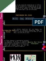 Teoria y Psicologia Del Color