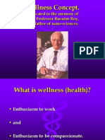 Wellness Concept