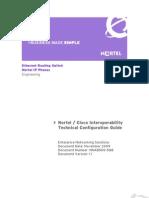 NN48500-588 1.1 Nortel Cisco Interoperability