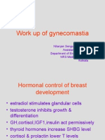 Work Up of Gynecomastia (Slides)