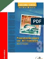 Marino Posadas. Programación segura con .Net Framework (ejemplo)
