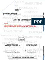 Resumen Sociedad Civil, Aguilar