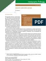 Mediciones Radiometric As Del Pie