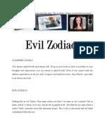 Evil Zodiacs