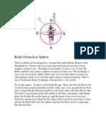 Reiki Protection Sphere