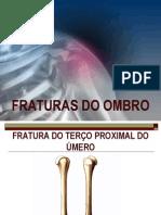 FRATURAS DE OMBRO