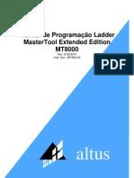 Mastertool - Manual de programação Ladder
