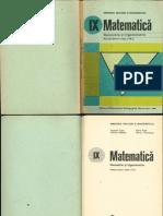 Manual Geometrie IX