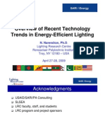 2.Overview of Recent Technology Trends in Energy-Efficient Lighting