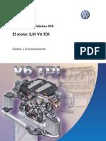 VW 350- Motor 3.0 TDI Common Rail 3.0l