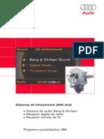 366 - Audi Q7 Sistema de Infotenimiento