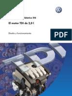 316-Motor 2.0 TDI