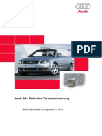 314-Audi A4 - Cabriolet