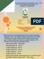 Presentase Makalah Seminan Askeb Bayi Baru Lahir Normal Hari II-III