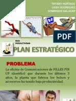 Plan Estrattegico