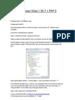 INSTALAÇÃO PHP IIS 7