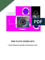 Pink Floyd Odisea 2012