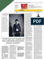 Entrevista al Charles Chaplin Peruano