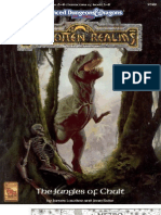 AD&D - Forgotten Realms - Adventure - The Jungles of Chult