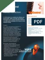 Voice Interaction VoxControl - Transceve Voz Para Texto