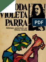 Alcalde - Toda Violeta Parra