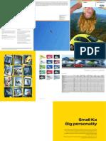 Ford Ka - Brochure
