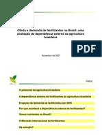 Oferta Demanda Fertilizantes Mbagro
