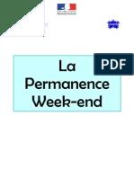 La Permanence Week-End