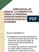 Charla Economia Social