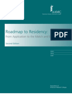 Roadmap to Residency (2nd Edition)