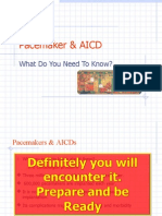 Pacemakers & AICD