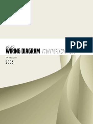 2005 Volvo V70R XC70 XC90 Car Wiring Diagram[1] | Airbag ... on porsche cayenne wiring diagram, volvo amazon wiring diagram, chevrolet hhr wiring diagram, volkswagen golf wiring diagram, volvo 850 water pump, dodge omni wiring diagram, honda ascot wiring diagram, volvo 850 shop manual, geo storm wiring diagram, volkswagen cabrio wiring diagram, chevrolet volt wiring diagram, pontiac trans sport wiring diagram, saturn aura wiring diagram, chrysler crossfire wiring diagram, mercedes e320 wiring diagram, volvo 850 suspension, bmw e90 wiring diagram, mitsubishi starion wiring diagram, volvo ignition wiring diagram, mercury milan wiring diagram,