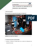 guía 1 - Laboratorio de refrigeración 2012