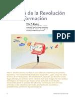 druker Más allá de la revolución de la información