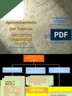 Aprovechamientos en Proyectos UrbanosA2011