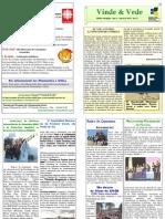 """Publicação Diocesana - """"Vinde e Vede"""" - N.º 13"""