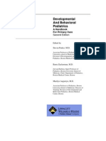 Developmental and Behavioral Pediatrics