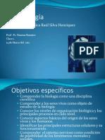 clase 1 psicobiologia UCSH 2012