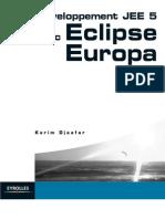 Développement JEE 5 avec Eclipse Europa (2008)