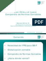 IFRS en Chile y El Nuevo Compendio de Normas Contables