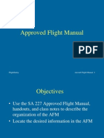 00 Aircraft Flight Manual Metro III