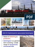 400 KV SWITCHYARD -I