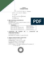 Cap 1 Conjuntos y Funciones