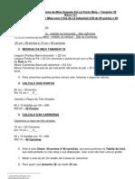 22) MÁQUINA DE TRICO - CÁLCULO E ESQUEMA DE MEIA SOQUETE T-38, 36, 34, 32, etc...