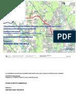 Studio di Impatto Ambientale del progetto preliminare depositato al Ministero dell'ambiente da Autostrada Pedemontana Lombarda spa