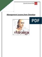 Chanakya Management