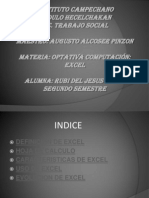 Definicion de Excel